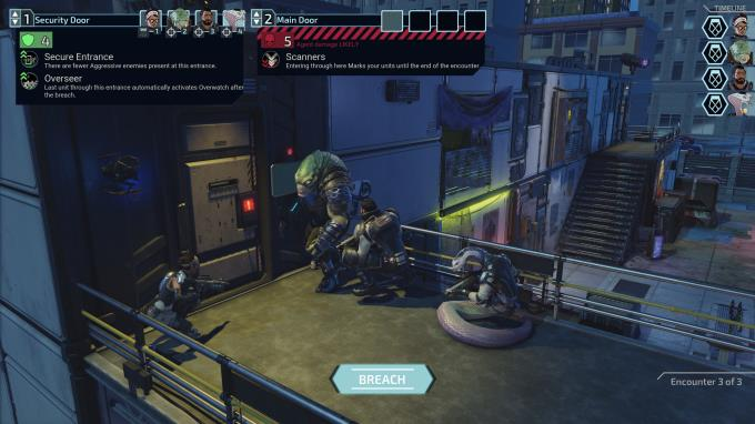 XCOM Chimera Squad Torrent Download