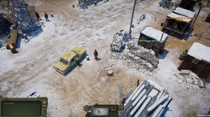 ATOM RPG Trudograd v0.8.0 Torrent Download