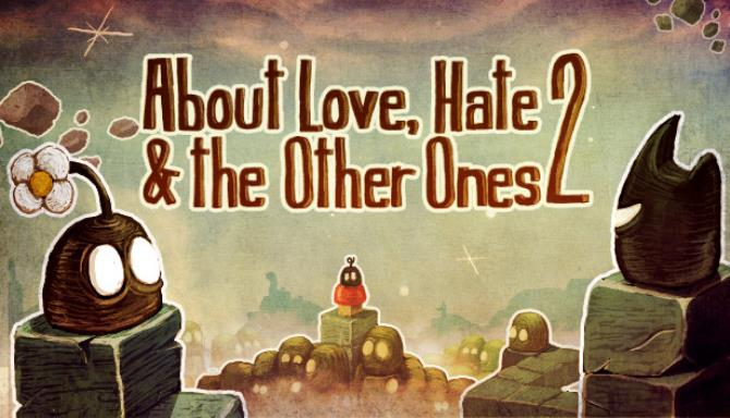 About Love, Hate And The Other Ones 2-DARKZER0