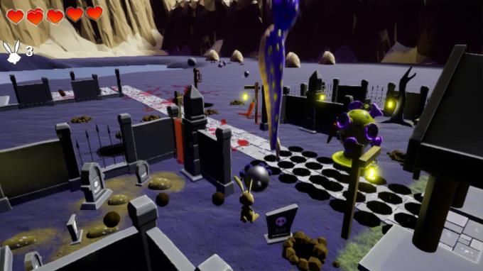 Angry Bunny 3 Virus Update 2 PC Crack