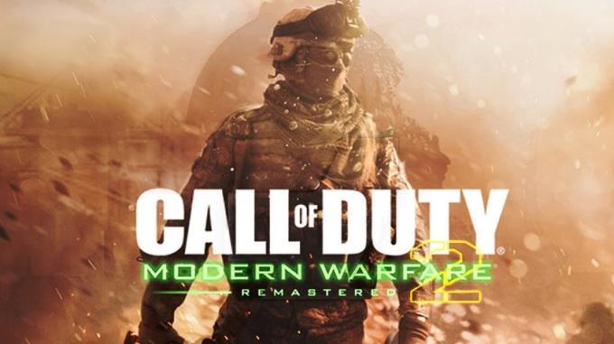 Call Of Duty Modern Warfare 2 Campaign Remastered-RAZOR1911