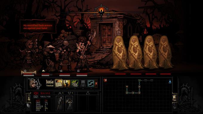 Darkest Dungeon Ancestral Edition PC Crack