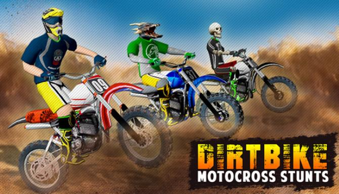 Dirt Bike Motocross Stunts x86 Free Download