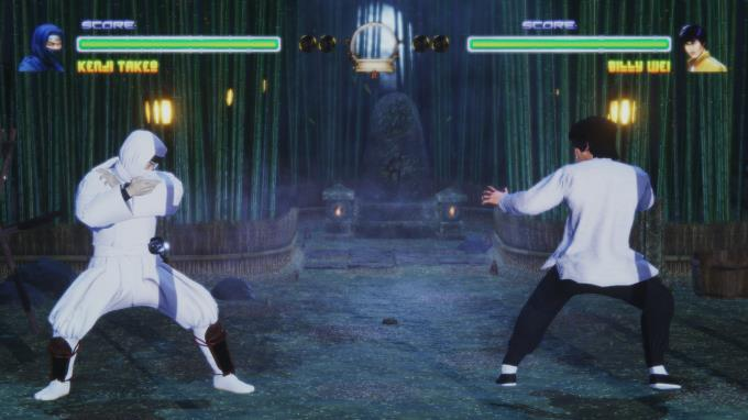 Fighters Legacy PC Crack