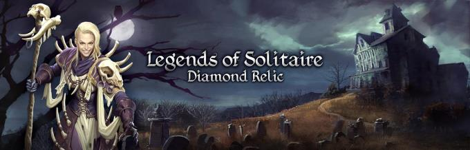 Legends of Solitaire Diamond Relic Free Download