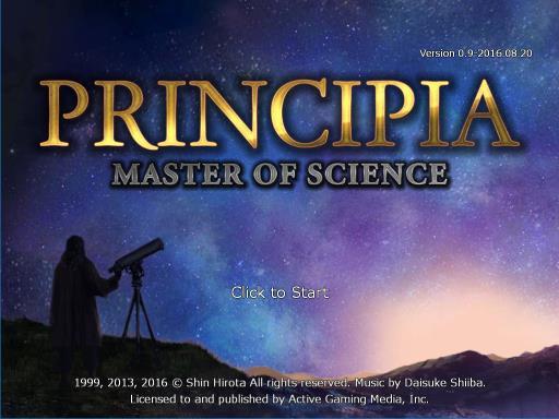 PRINCIPIA: Master of Science Torrent Download