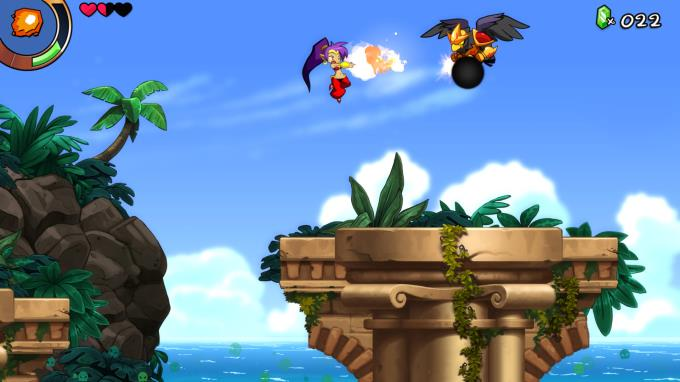 Shantae And The Seven Sirens PC Crack