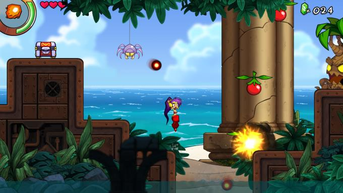 Shantae And The Seven Sirens Torrent Download