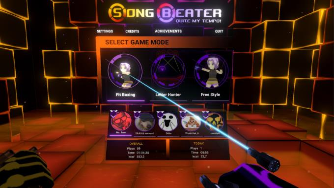 Song Beater Quite My Tempo VR Torrent Download