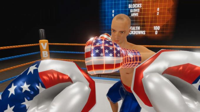 Virtual Boxing League VR PC Crack