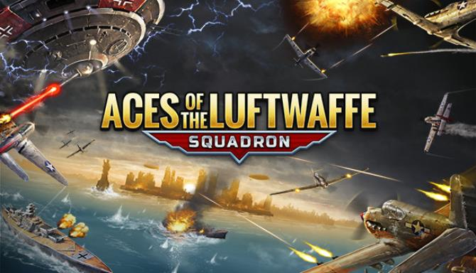 Aces of the Luftwaffe Squadron Extended Edition Free Download