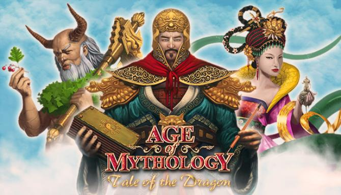 Age of Mythology Extended Edition Tale of the Dragon Update v2 8 Free Download