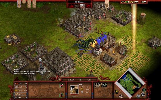 Age of Mythology Extended Edition Tale of the Dragon Update v2 8 Torrent Download