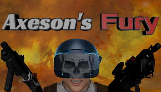 Axeson's Fury VR Free Download