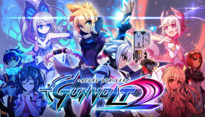 Azure Striker Gunvolt 2 Free Download