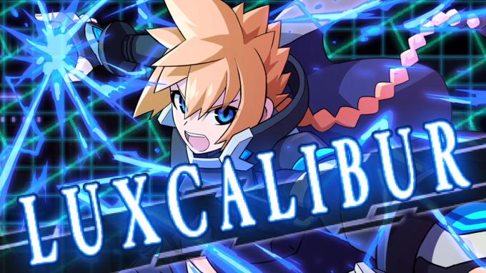 Azure Striker Gunvolt 2 PC Crack