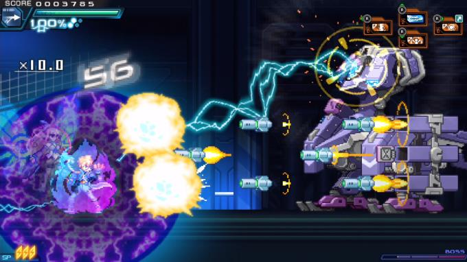 Azure Striker Gunvolt 2 Torrent Download