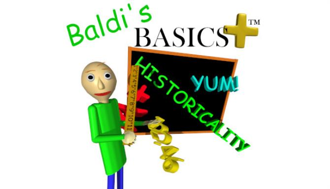 Baldi's Basics Plus Free Download