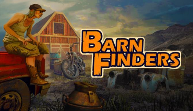 Barn Finders-HOODLUM