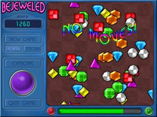 Bejeweled Deluxe PC Crack