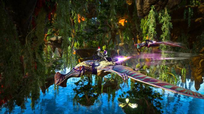 ARK Survival Evolved Crystal Isles PC Crack