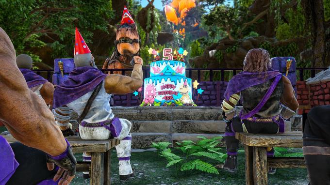 ARK Survival Evolved Crystal Isles Torrent Download