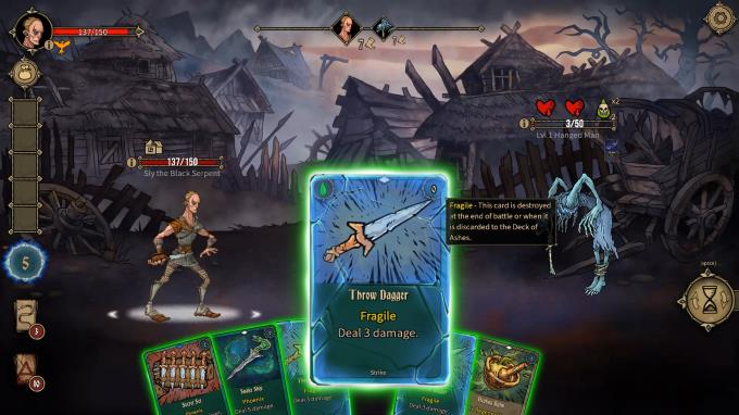 Deck of Ashes PC Crack