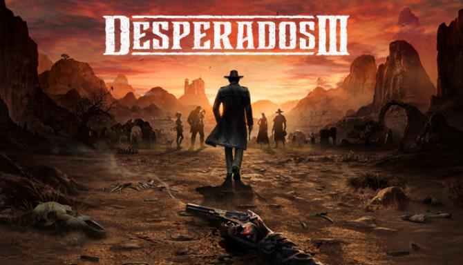 Desperados III Free Download