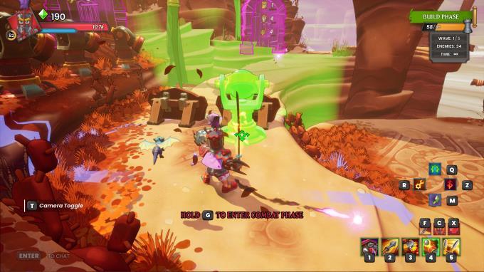 Dungeon Defenders Awakened Update v1 0 1 17266 PC Crack