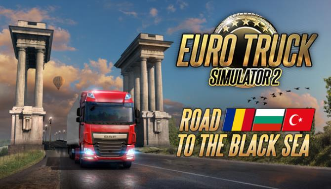 Euro Truck Simulator 2 Road to the Black Sea Update v1 37 1 65 incl DLC Free Download