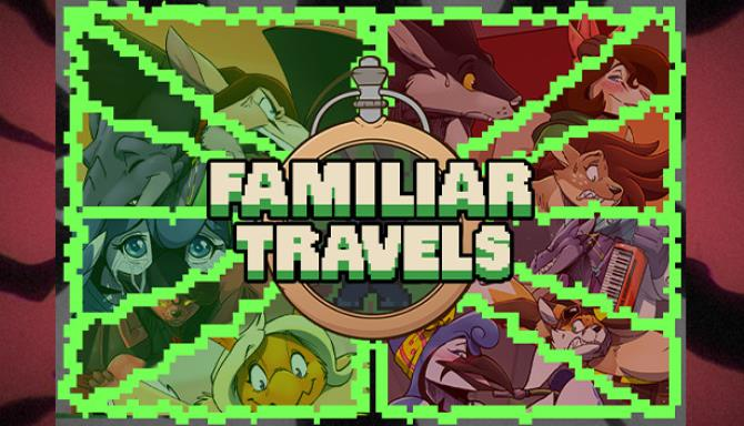 Familiar Travels Volume Two Novel Mode Free Download