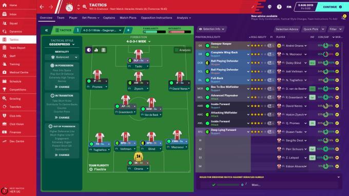 Football Manager 2020 Torrent Download