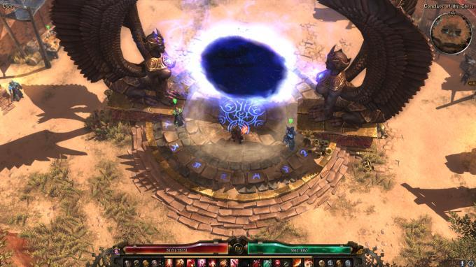 Grim Dawn Forgotten Gods Update v1 1 7 0 Torrent Download