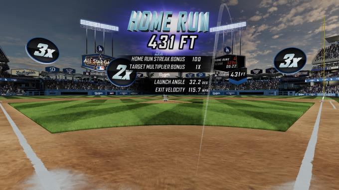 MLB Home Run Derby VR PC Crack