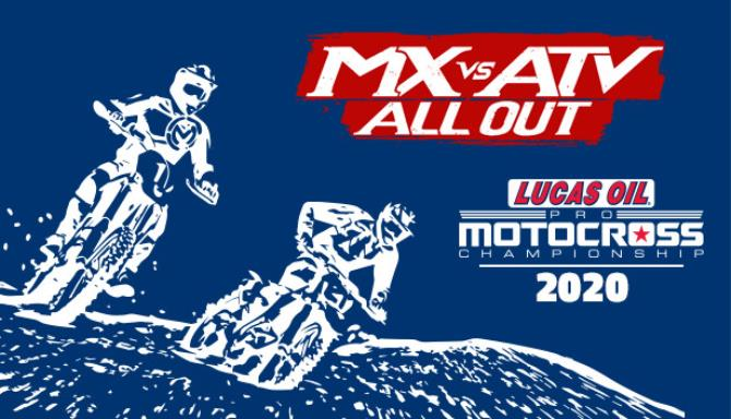 MX vs ATV All Out 2020 AMA Pro Motocross Championship Update v2 9 9 Free Download
