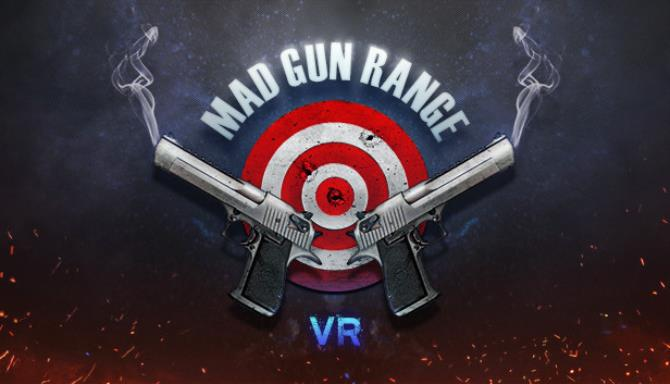 Mad Gun Range VR Simulator VR Free Download
