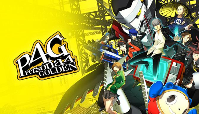 Persona 4 Golden-FULL UNLOCKED