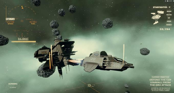 Starfighter Origins Remastered v1 7 Torrent Download