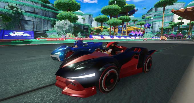 Team Sonic Racing PC Crack