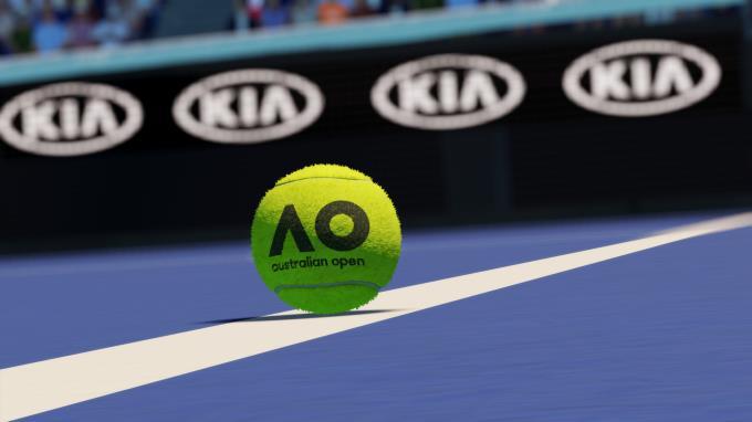 AO Tennis 2 PC Crack