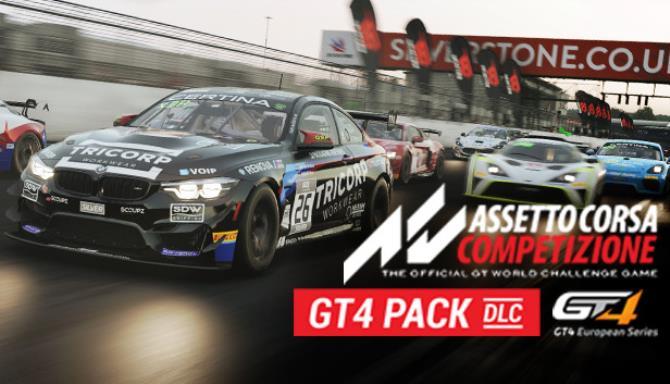 Assetto Corsa Competizione GT4 Pack Free Download