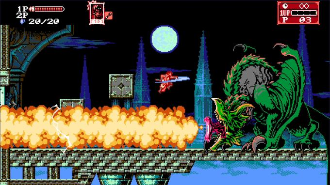 Bloodstained: Curse of the Moon 2 Torrent Download