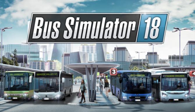 Bus Simulator 18 Update 15 incl DLC Free Download
