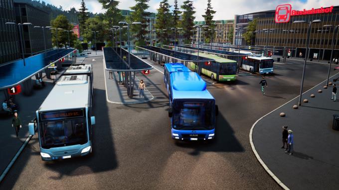 Bus Simulator 18 Update 15 incl DLC Torrent Download