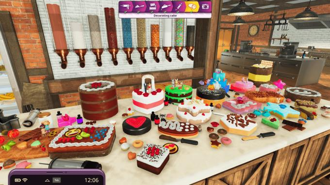 Cooking Simulator Cakes and Cookies Update v3 3 0 incl DLC Torrent Download