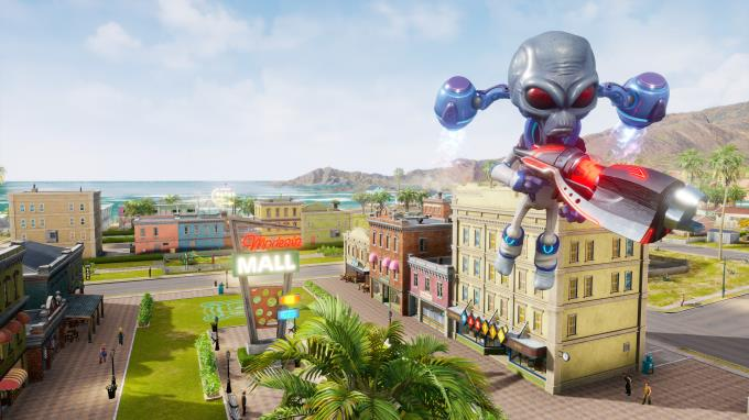 Destroy All Humans PC Crack