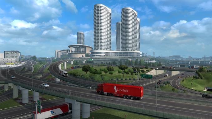 Euro Truck Simulator 2 Road to the Black Sea Update v1 38 1 0 Torrent Download