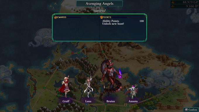 Fell Seal Arbiters Mark Missions and Monsters Update v1 4 0 PC Crack