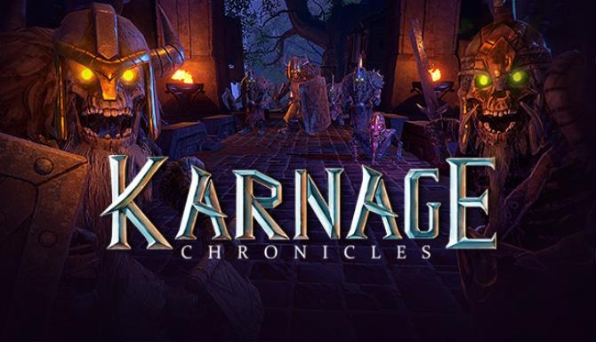 Karnage Chronicles VR Free Download