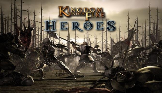Kingdom Under Fire Heroes Update 4 Free Download